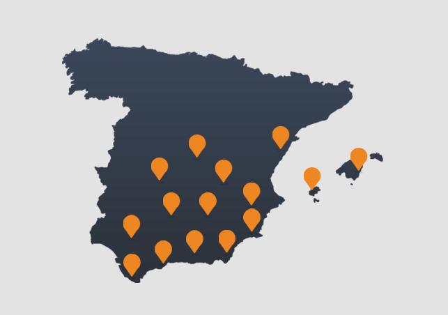 Servicios jurídicos en toda España